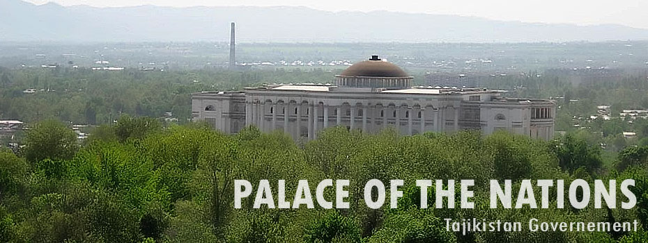 PALACE OF THE NATIONS (Tajikistan)